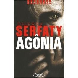 Couverture du livre : Agônia