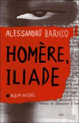 Couverture du livre : Homère, Iliade