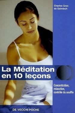 Couverture de La méditation en 10 leçons