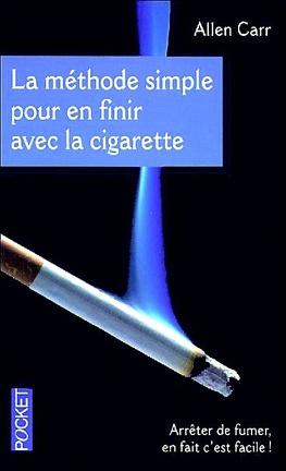 la methode simple pour arreter de fumer allen carr