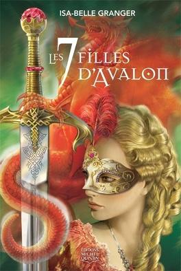 Couverture du livre : Les 7 Filles d'Avalon