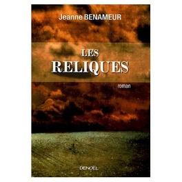 Couverture du livre : Les reliques