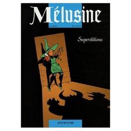 Couverture du livre : Mélusine, tome 13 : Superstitions