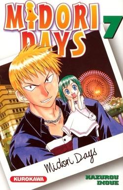Couverture de Midori Days, tome 7