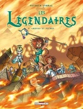 Les Légendaires, Tome 8 : Griffes et Plumes