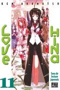Love Hina, tome 11