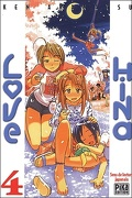 Love Hina, tome 4