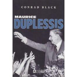 Couverture du livre : Duplessis