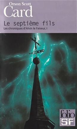 Couverture du livre : Les chroniques d'Alvin le Faiseur, tome 1 : Le Septième Fils