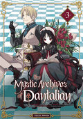 The Mystic Archives of Dantalian, tome 3