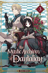 couverture The Mystic Archives of Dantalian, tome 3