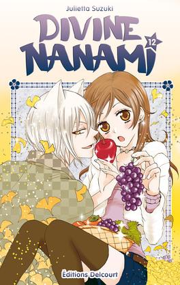 Couverture du livre : Divine Nanami, tome 12