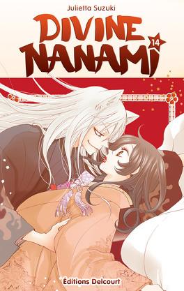Couverture du livre : Divine Nanami, tome 14