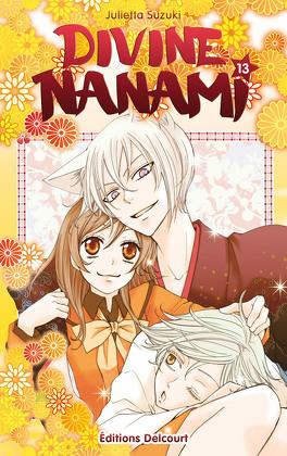 Couverture du livre : Divine Nanami, tome 13