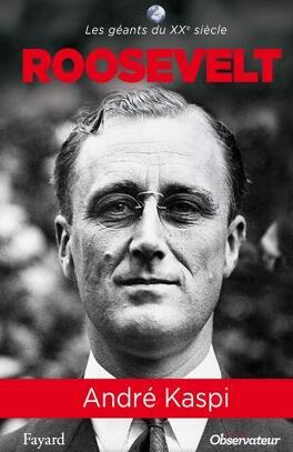 Couverture du livre : Franklin D. Roosevelt