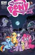 My Little Pony, tome 7 : Le cauchemar de Rarity - Partie 3 (BD)