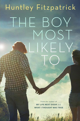 Couverture du livre : My Life Next Door, Tome 2 : The Boy Most Likely To