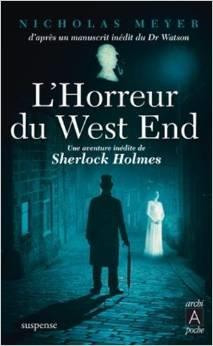 L Horreur Du West End Livre De Nicholas Meyer