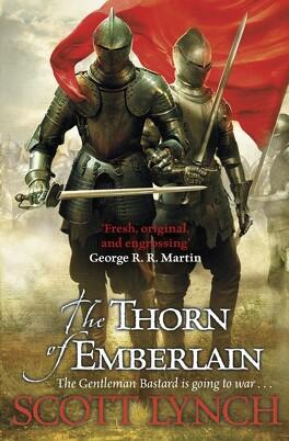 Couverture du livre : Les Salauds Gentilshommes, Tome 4 : L'épine d'Emberline