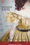couverture Trois sœurs et un prince, Tome 1 : J'ai épousé un duc
