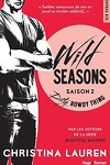couverture Wild Seasons, Tome 2 : Dirty Rowdy Thing