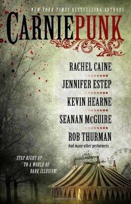 Couverture du livre : Carniepunk