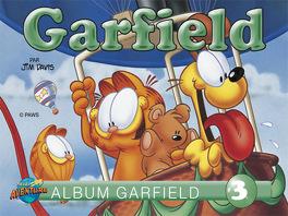 Couverture du livre : Garfield, Album 3