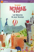 Moumine le Troll: Les mémoires de papa Moumine