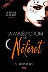 couverture La Maison de la Nuit, HS 10.5 : La Malédiction de Neferet
