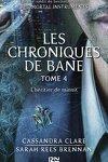 couverture Les Chroniques de Bane, Tome 4 : L'Héritier de Minuit