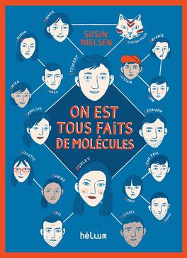 Couverture du livre : On est tous faits de molécules
