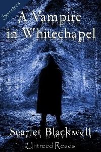Couverture du livre : A Vampire in Whitechapel