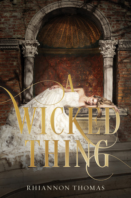 Couverture du livre :  A Wicked Thing, Tome 1