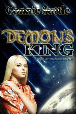 Couverture du livre : High Demon, Tome 3 : Demon's King