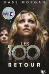 couverture Les 100, Tome 3 : Retour