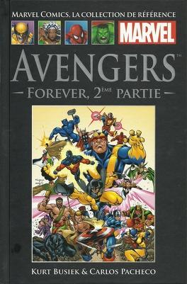 Couverture du livre : Avengers: Forever, 2ème partie