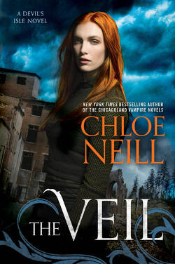 Couverture de Devil's Isle, Tome 1 : The Veil