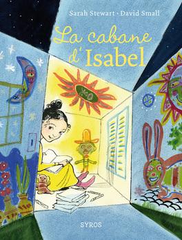 Couverture du livre : La cabane d'Isabel