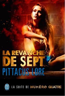 Couverture du livre : Les Loriens, tome 5 : La Revanche de Sept
