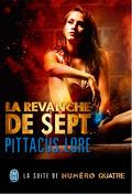 Les Loriens, tome 5 : La Revanche de Sept