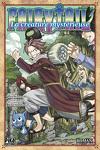 couverture Fairy Tail, Tome 2 : La Créature mystérieuse