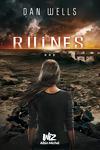 couverture Partials, Tome 3 : Ruines