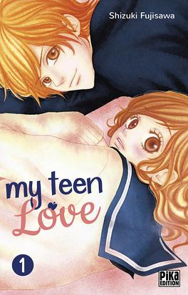 Couverture du livre : My teen love, tome 1