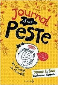 Couverture du livre : Le Journal d'une peste, Tome 1