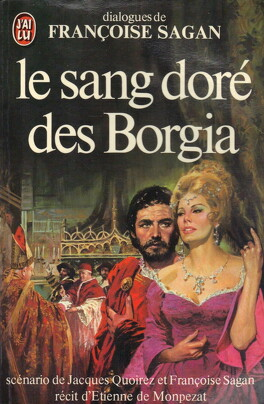 Couverture du livre : Le Sang Doré des Borgia