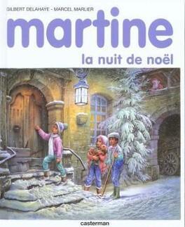 Couverture du livre : Martine, la nuit de noël