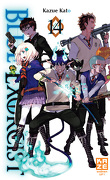 Blue exorcist, Tome 14