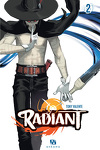 couverture Radiant, Tome 2