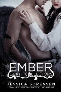 Couverture du livre : Death Collectors, Tome 1 : Ember