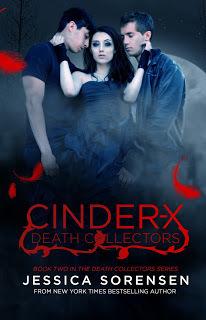 Couverture du livre : Death Collectors, Tome 2 : Cinder